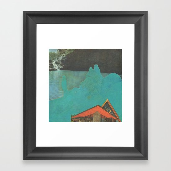 In A Dream Framed Art Print