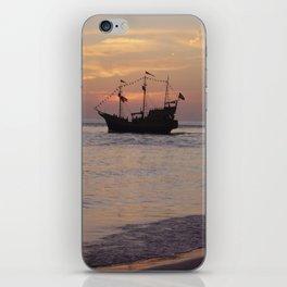 Treasure Island iPhone Skin