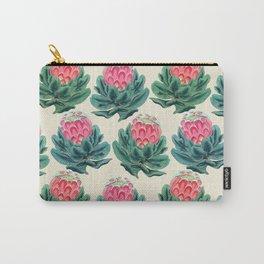 Protea flower garden Carry-All Pouch