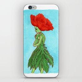 Poppy's Mother iPhone Skin