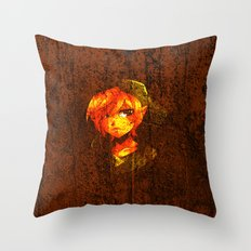 link zelda Throw Pillow
