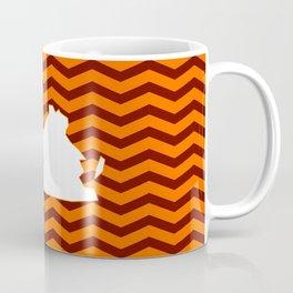 Hokie Chevron Coffee Mug