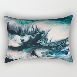 Splash Rectangular Pillow