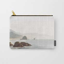 overlooking cannon beach Carry-All Pouch
