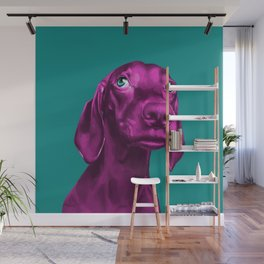 The Dogs: Guy 3 Wall Mural