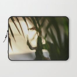 Dancing people, dance, shadows, hands and plants, blurred photography, dancer, forest, yoga Laptop Sleeve