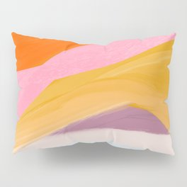 Let Go - no.36 Shapes and Layers Pillow Sham