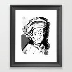 Rembrandt #2 Framed Art Print