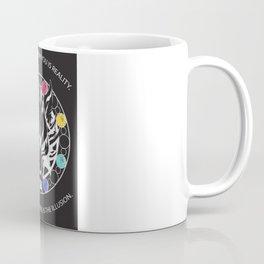 Silver Fenrir with Materia Coffee Mug
