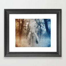 Braid Framed Art Print