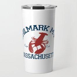 ChilMark, Martha's Vineyard. Cape Cod Travel Mug