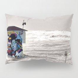 Save the Lifeguard Pillow Sham