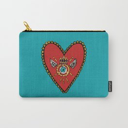 Sacred SteamHeart Carry-All Pouch