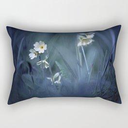 Beauty in a Mess. Rectangular Pillow