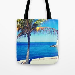 The Old Quay Tote Bag