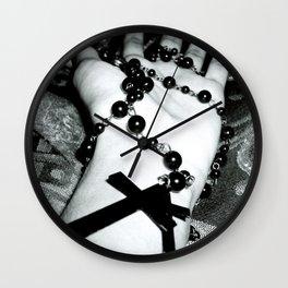random thoughts flowing through my head. Wall Clock