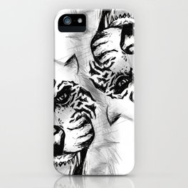 Willing to die? iPhone Case