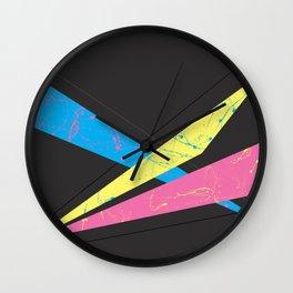 Tr3s Wall Clock