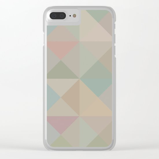 The Nordic Way XIV Clear iPhone Case