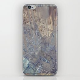 Orthographic ~ S2P3 iPhone Skin