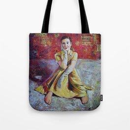 Wistful Longing Tote Bag