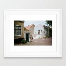 middelburg Framed Art Print
