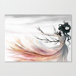 Sakura Revealed Canvas Print