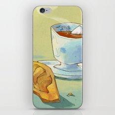 Perfect morning iPhone & iPod Skin