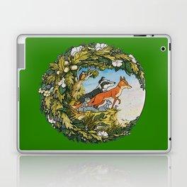Animals Of Farthing Wood Laptop & iPad Skin
