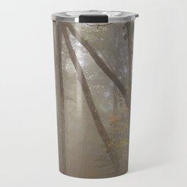 Misty Spruce Knob Forest Travel Mug