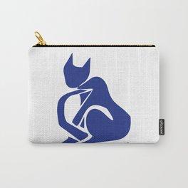 Henri Matisse - Le Chat Bleu (Blue Cat) Artwork - Prints, Posters, Tshirts, Bags, Mugs, Men, Carry-All Pouch