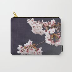 Cherry Blossoms (illustration) Carry-All Pouch