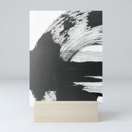 Black and White Gallery Wall Art Mini Art Print