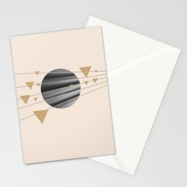Abstract Composition 04 Stationery Cards