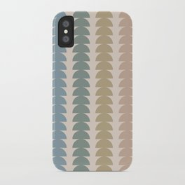 Maude Pattern- Vintage Multicolor iPhone Case
