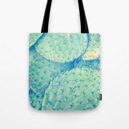 cactus leaves Tote Bag