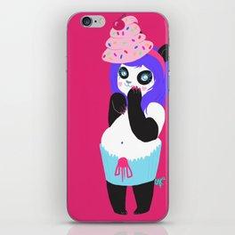 Pandacake iPhone Skin