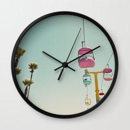 Endless Summer Wall Clock