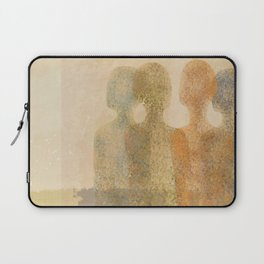 four figures Laptop Sleeve