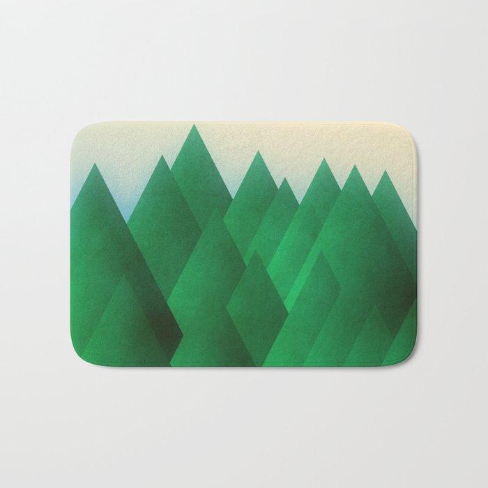 A Forest Bath Mat