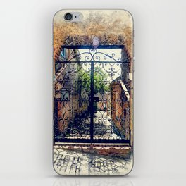 Erice art 10 iPhone Skin