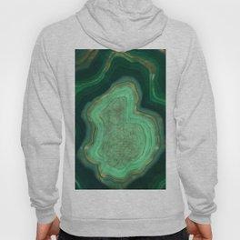 Malachite Texture 06 Hoody