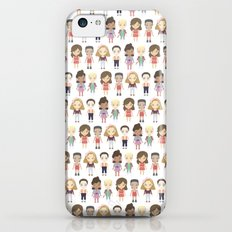 Saved by the Bell Pattern iPhone 5c Slim Case
