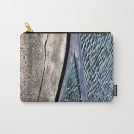 contrast Carry-All Pouch