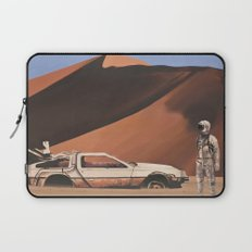 Forgotten Time Machine Laptop Sleeve