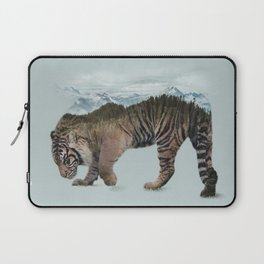 Bowing Tiger Laptop Sleeve