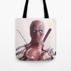 Wadey Wilson - Merc with a mouth Tote Bag