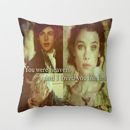 Will, Jem and Tessa Throw Pillow