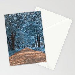 Wye Island Sapphire Road Stationery Cards