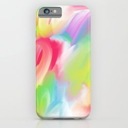 Unicorn Lollipop 1 iPhone Case